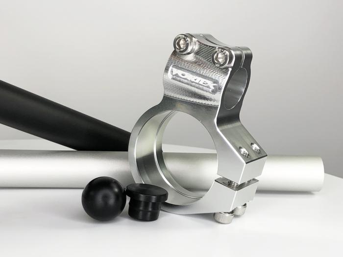 Vortex CL0035  Silver 35mm  Fork Tube Vortex Racing